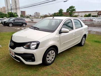 Toyota Etios Sedan X 1.5L (Flex) (Aut) 2019}