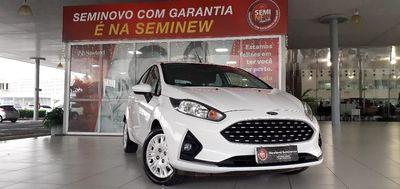 Ford Fiesta SE 1.6 16V 2019}