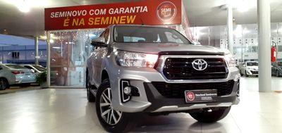 Toyota Hilux Cabine Dupla Diesel SRV 2.8L Turbo (Aut) 2019}