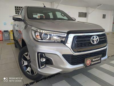 Toyota Hilux Cabine Dupla SRX A/T 4x4 Diesel 2020}