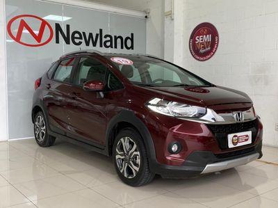 Honda WR-V EXL 1.5 (Aut) 2019}