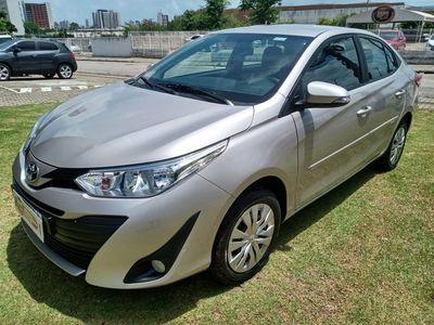 Toyota Yaris XL 1.3 AT 2020}