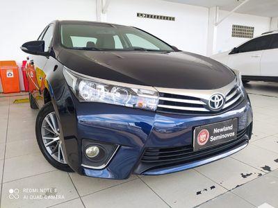 Toyota Corolla GLi 1.8 16V (flex) (aut) 2017}
