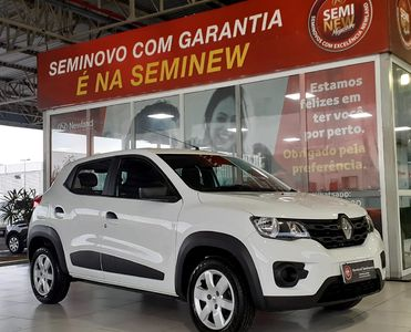 Renault KWID Zen 1.0 (Flex) 2019}