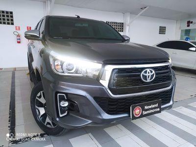 Toyota Hilux Cabine Dupla SRX A/T 4x4 Diesel 2019}