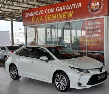 Toyota Corolla ALTIS PREM 1.8 AUT HYBRID 2021}