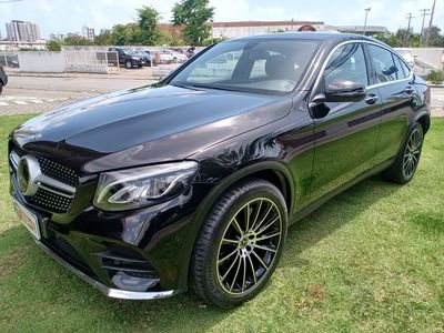 Mercedes-Benz GLC 250 2.0 CGI Coupé 4MATIC 9G-TRONIC 2019}