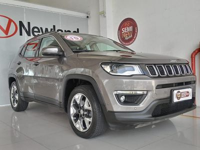 Jeep Compass 2.0 16V Longitude 2020}