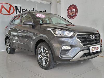Hyundai Creta Prestige 2.0 (Aut) 2018}