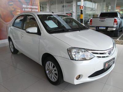 Toyota Etios Sedan XLS 2016 2016}