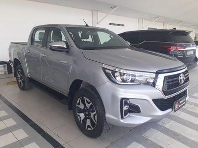 Toyota Hilux 2.8 SRX 4X4 CD 16V 2019}