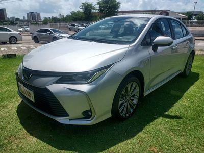 Toyota Corolla ALTIS PREM 1.8 AUT HYBRID 2020}