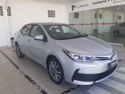 Toyota Corolla 1.8 GLI 16V 2018}