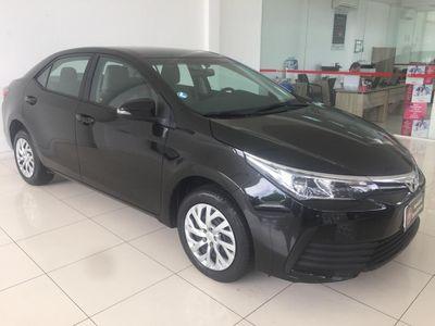 Toyota Corolla 1.8 GLi Automático Tecido Flex 2019}