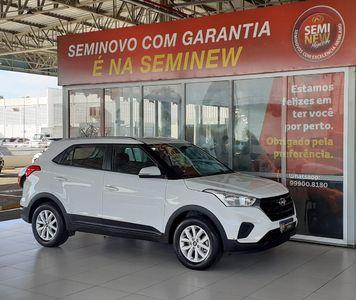 Hyundai Creta 1.6 Smart 2020}