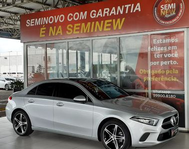 Mercedes-Benz A200 1.3 TB Advance Aut 2020}