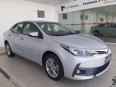 Toyota Corolla GLI 1.8 16V (flex) (aut) 2019}