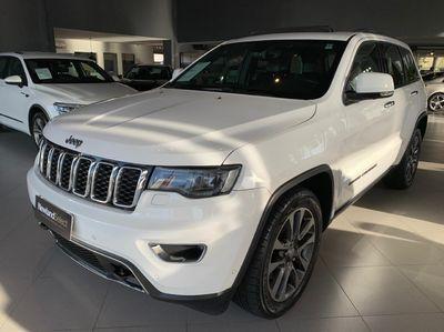 Jeep Grand Cherokee 3.0 LIMITED 4X4 V6 24V TURBO DIESEL 4P AUTOMÁTICO 2018}