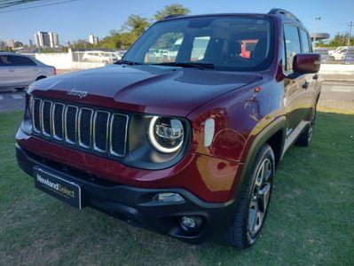 Jeep Renegade Longitude 1.8 AT Flex 2019}