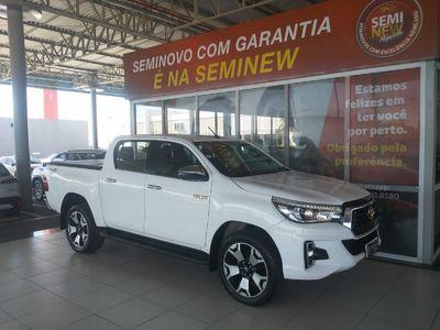 Toyota Hilux Cabine Dupla Diesel SRX 2.8L Turbo (Aut) 2019}