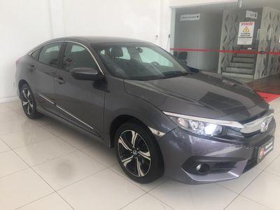 Honda Civic EX 2.0 AT 2019}