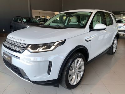 Land Rover Discovery Sport SE 2.0 TD4 2020}