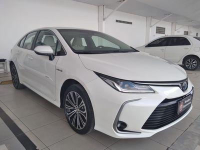 Toyota Corolla Altis Hybrid 1.8 16V  2020}