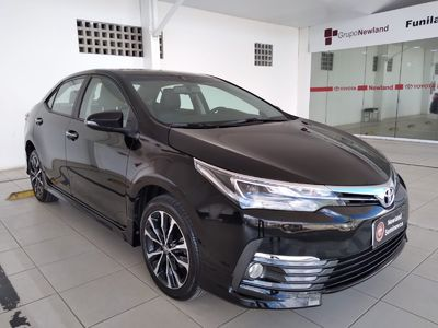 Toyota Corolla XRS 2.0  2019}