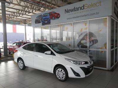 Toyota Yaris XL 1.5 AT 2020}