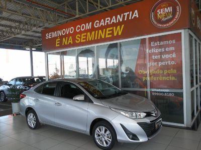 Toyota Yaris XL 1.5 AT 2019}