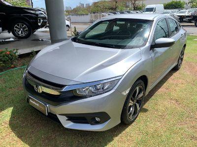 Honda Civic EX 2.0 AT 2018}