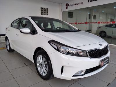 Kia Motors Cerato SX 1.6 16V E.294(Aut) 2019}