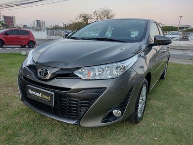 Toyota Yaris XL 1.3 AT 2019}