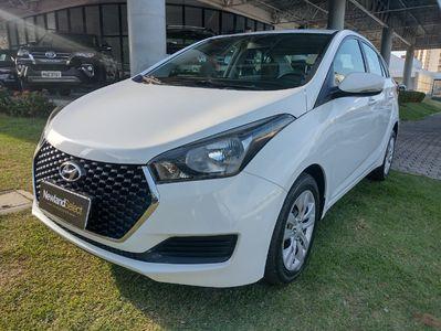 Hyundai HB20S Comfort Plus 1.0 MT 2019}