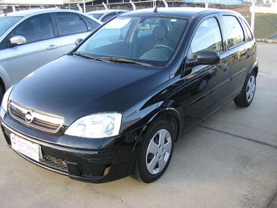 Chevrolet Corsa Hatch Maxx 1.4 (Flex) 2011}