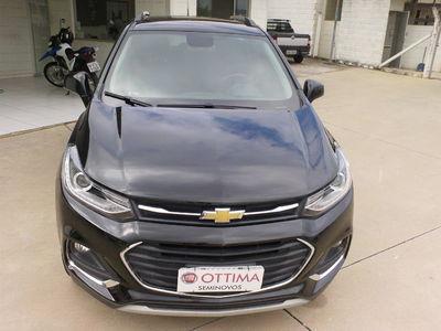 Chevrolet Tracker LTZ 1.4 Turbo (Aut) 2017}