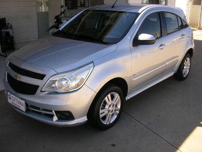 Chevrolet Agile LTZ 1.4 8V (Flex) 2011}