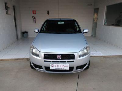 Fiat Siena EL 1.0 8V (Flex) 2012}