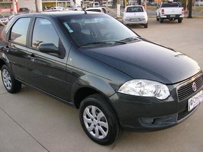 Fiat Palio ELX 1.0 (Flex) 4p 2010}