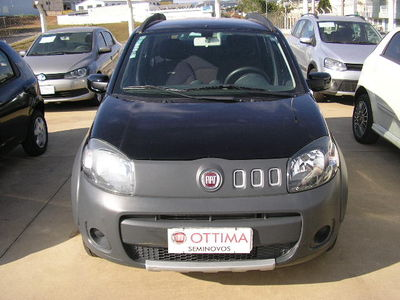 Fiat Uno Way 1.0 8V (Flex) 4p 2013}