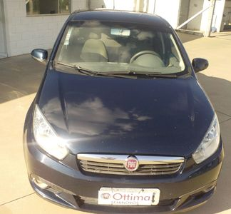 Fiat Grand Siena Essence 1.6 16V (Flex) 2014}