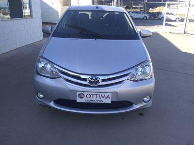 Toyota Etios Sedan XLS 1.5 (Flex) 2014}