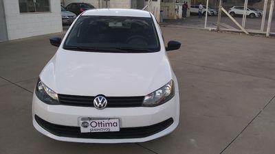 Volkswagen Gol Novo  1.0 TEC (Flex) 2p 2014}