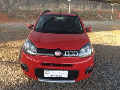 Fiat Uno Way 1.0 8V (Flex) 4p 2015}