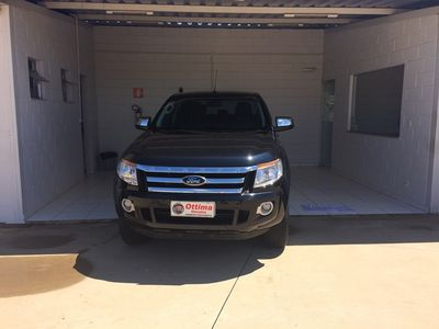 Ford Ranger Cabine Dupla XLT 2.5 Flex 2014}