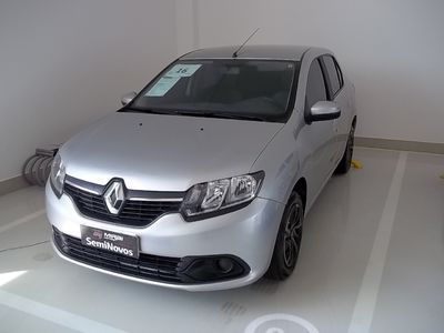 Renault Logan Expression 1.6 8v (Flex) 2016}