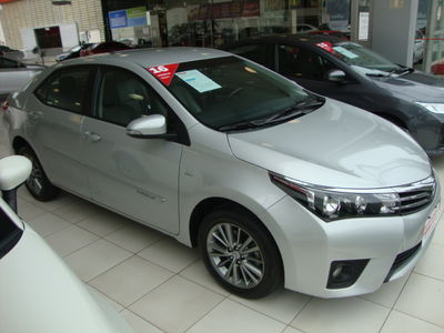 Toyota Corolla 2.0 XEi Flex 2016}