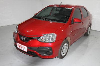 Toyota Etios Sedan X 1.5L (Flex) 2018}
