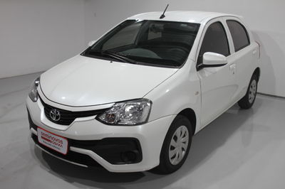 Toyota Etios Hatch X 1.3L (Flex) 2018}