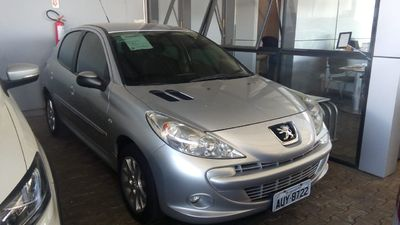 Peugeot 207 Hatch XS 1.6 16V (flex) 2012}